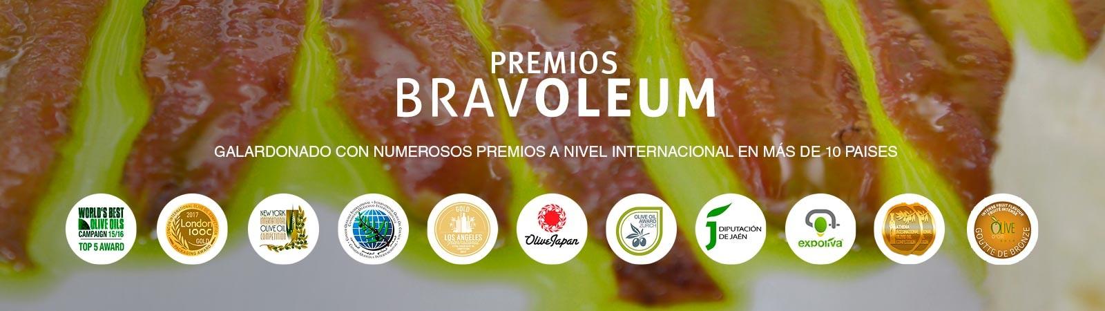 Productos selectos derivados del Aceite Bravoleum