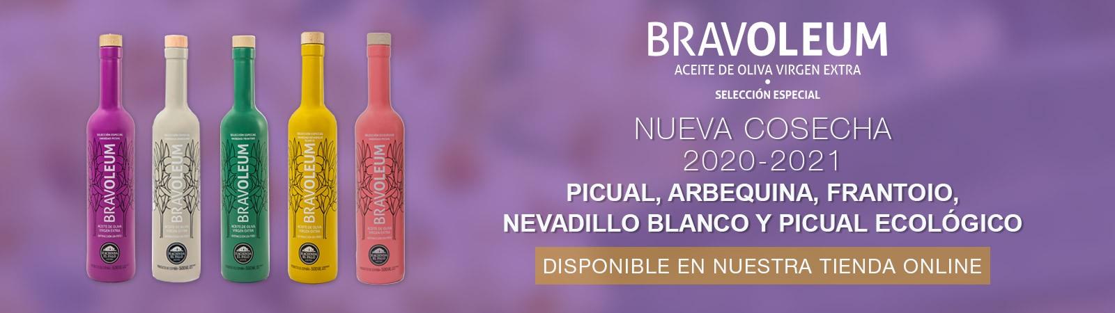 Nuevos productos Pez&Co con AOVE Bravoleum