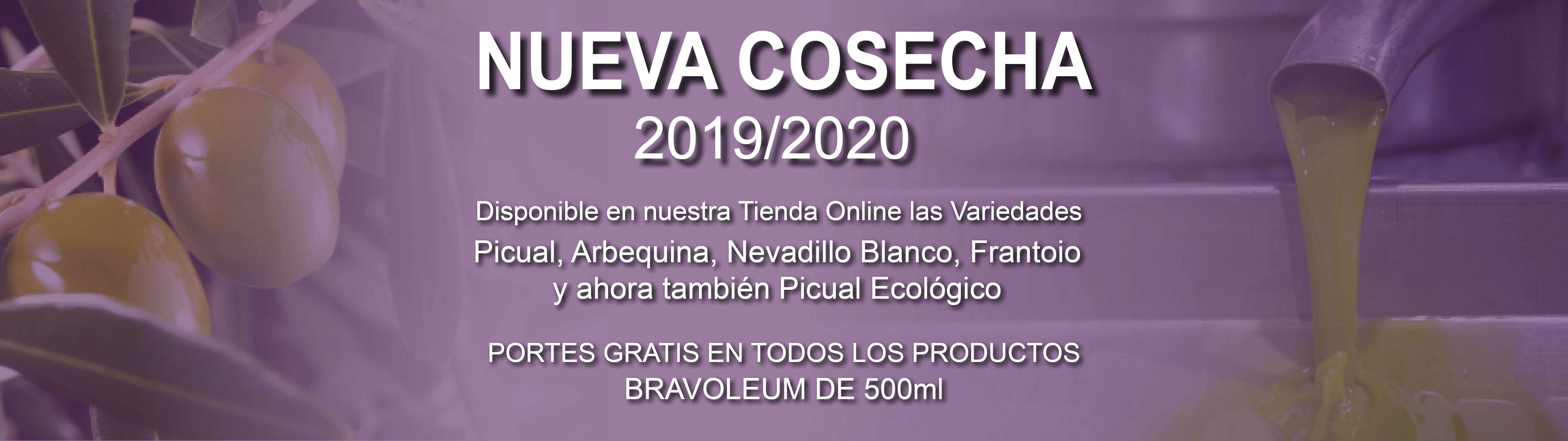 Nueva Cosecha 2019/2020 bravoleum